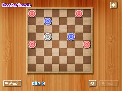 棋盤推推樂