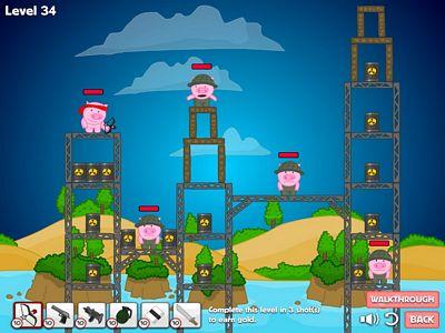 藍波豬:修改版