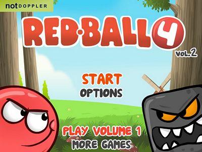 紅球大冒險4:第2章修改版
