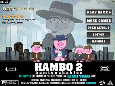 藍波豬2:修改版