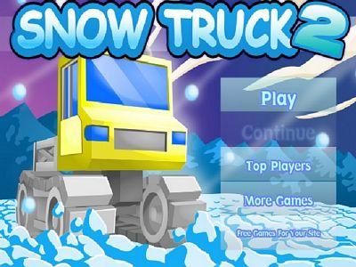 雪地卡車2