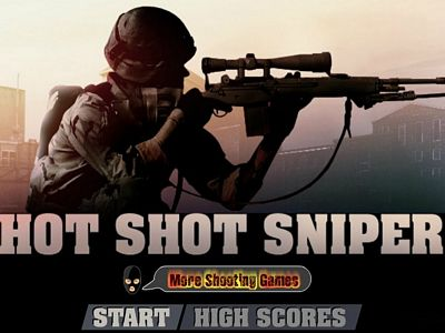 狙擊手訓練場