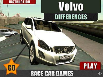 Volvo汽車找不同