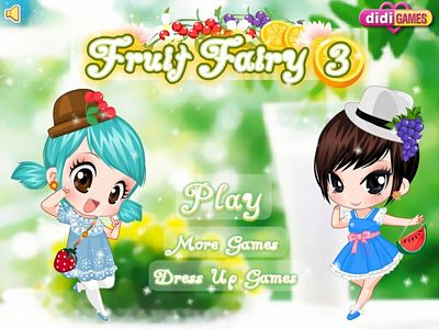 水果少女3