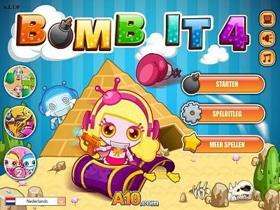 炸彈英雄4:修改版