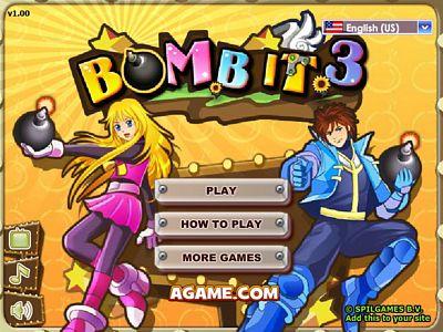 炸彈英雄3:跳關版