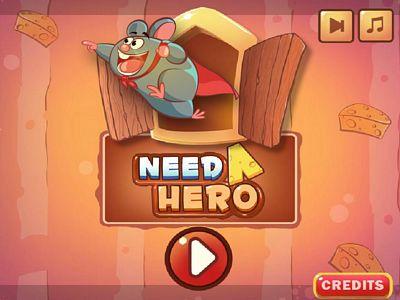 老鼠英雄:跳關版