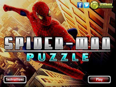 蜘蛛人來拼圖