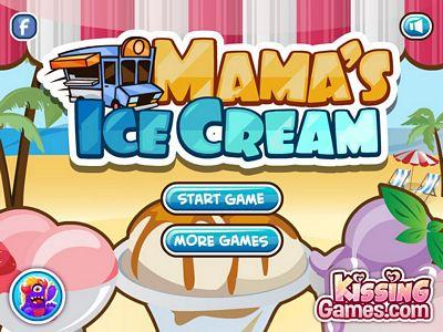 行動冰淇淋車