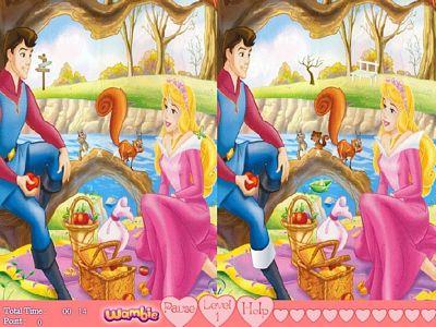公主來找碴