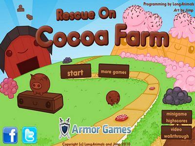 巧克力農場:關卡全開