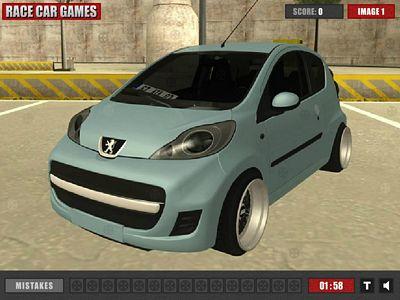 Peugeot汽車找輪胎