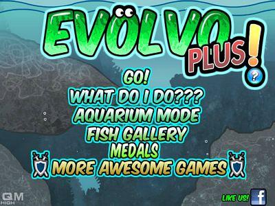 小魚進化:加強版