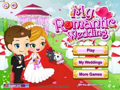 我的浪漫婚禮