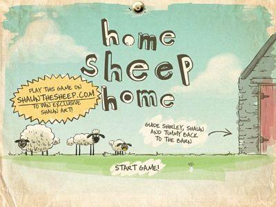 綿羊歷險記:修改版