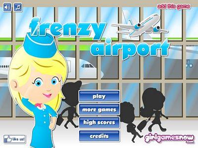 瘋狂航空站:修改版