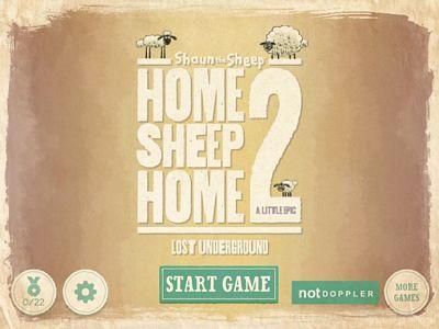 綿羊歷險記2:地底篇