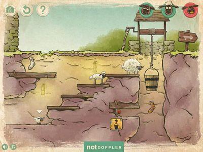 綿羊歷險記2:地底篇修改版
