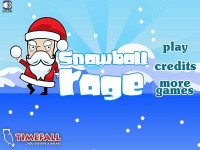 聖誕雪球打怪物:修改版