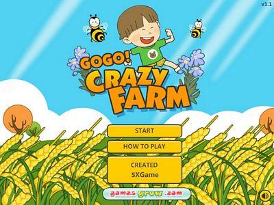 可可的瘋狂農場