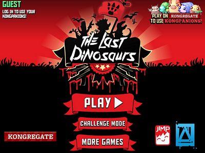恐龍之戰:修改版