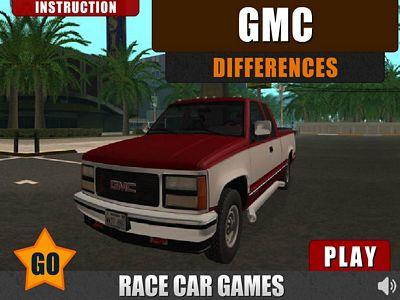GMC汽車找不同