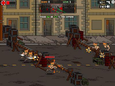 前線防衛:修改版
