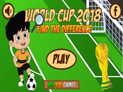 2018世足賽找不同