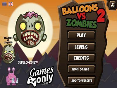 氣球大戰殭屍2:彈藥無限