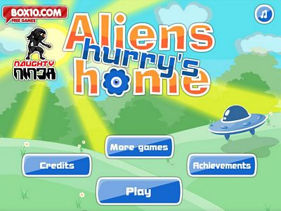 外星人要回家:跳關版