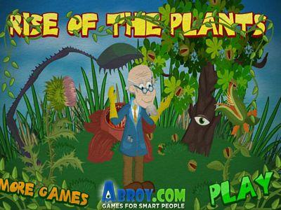 植物危機:跳關版