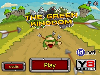 綠色王國之戰