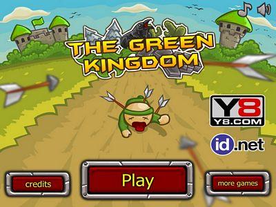 綠色王國之戰:修改版