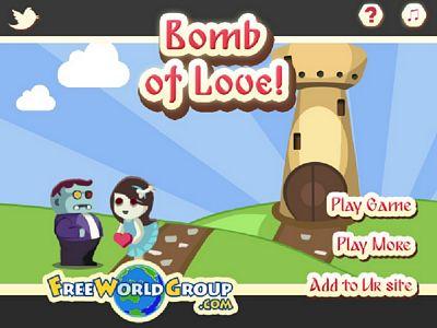 愛的炸彈:跳關版