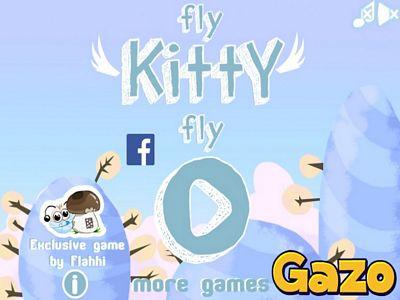 小貓飛上天