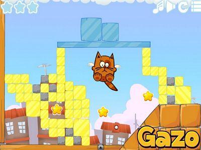 小貓飛上天:跳關版