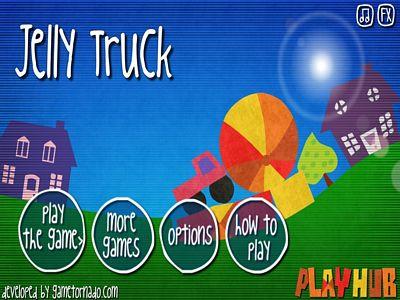 果凍小卡車:跳關版