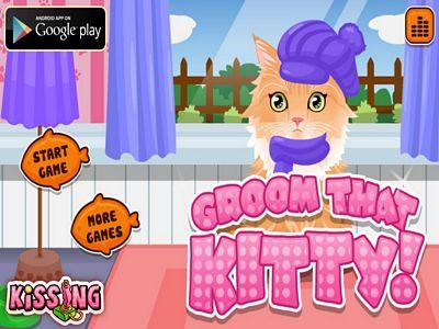 貓咪美容師
