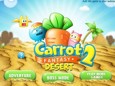 蘿蔔保衛戰:沙漠修改版