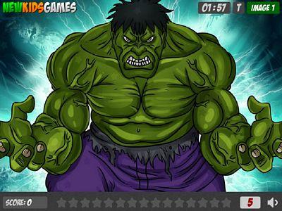 綠巨人浩克找星星