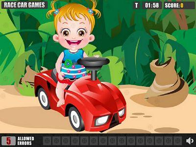 可愛寶貝找輪胎
