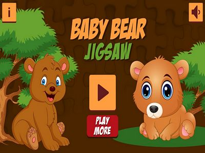 熊寶寶拼圖