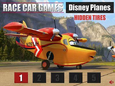飛機總動員找輪胎