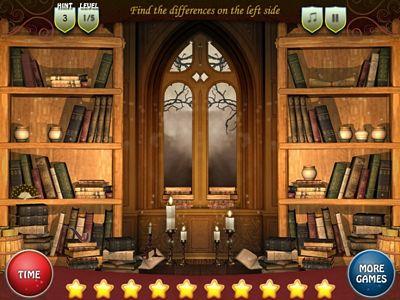 魔法學校找不同