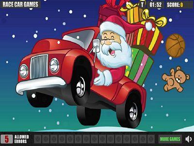 聖誕汽車找輪胎