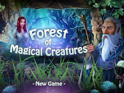神奇森林來找碴