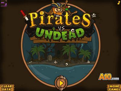 海盜大戰不死族