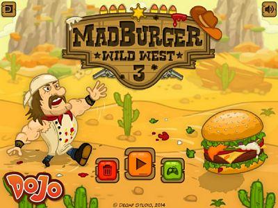瘋狂漢堡3