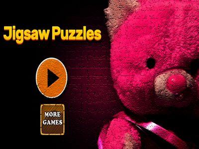 泰迪熊拼圖