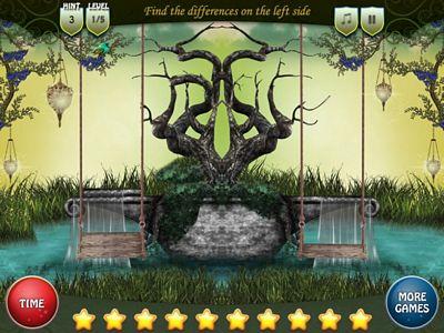 魅力森林找不同